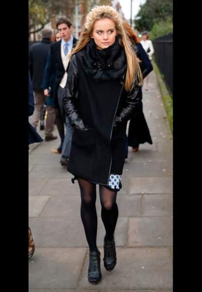Mode trendy pour Cressida Bonas