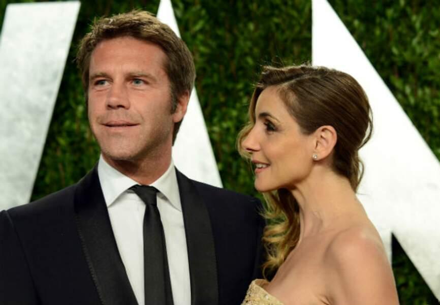 Le couple, très uni, aux Oscars, en janvier dernier