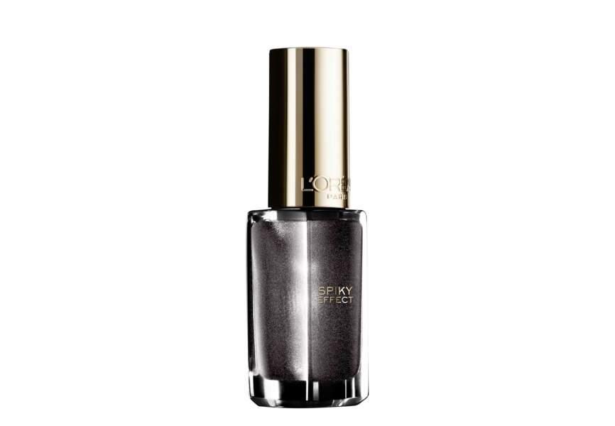 L'Oréal Paris, Vernis Noir Whisper, 5,75€
