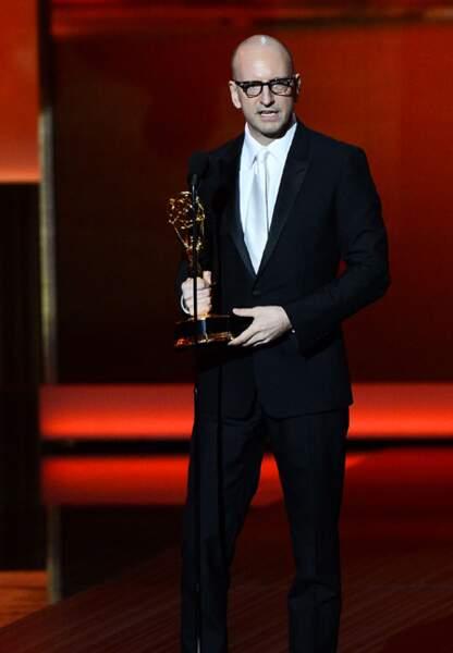 Belle revanche pour Steven Soderbregh, meilleur réalisateur pour Ma vie avec Liberace