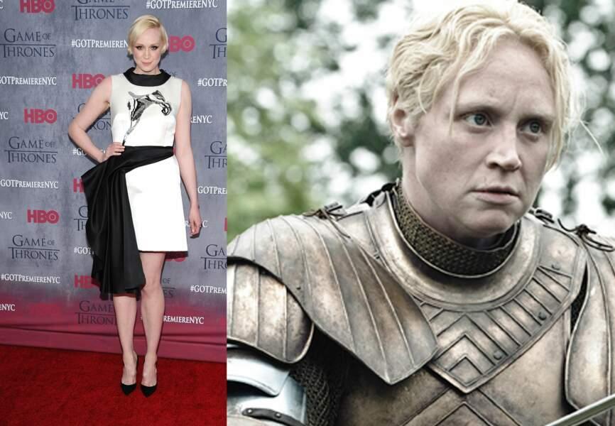 Gwendoline Christie > Brienne de Tarth