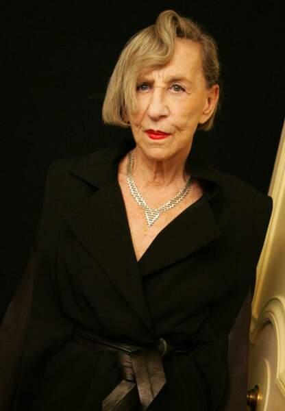 Andrée Putman, designer (1925-2013)