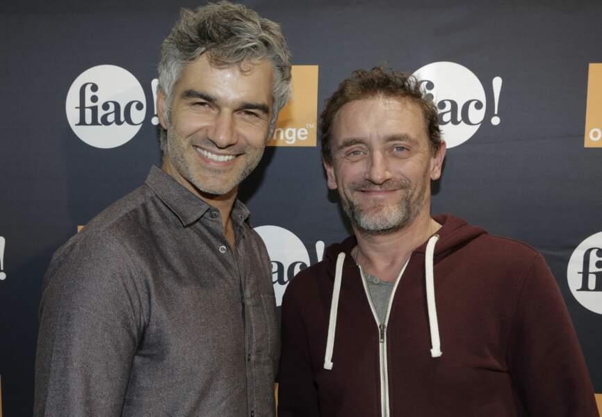 François Vincentelli et Jean-Paul Rouve