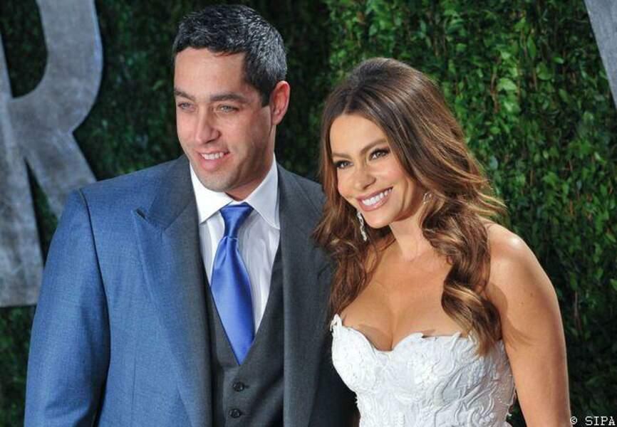 Sophia Vergara et Nick Loeb, fiancés de longue date