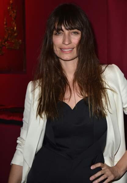 Caroline de Maigret chez H&M