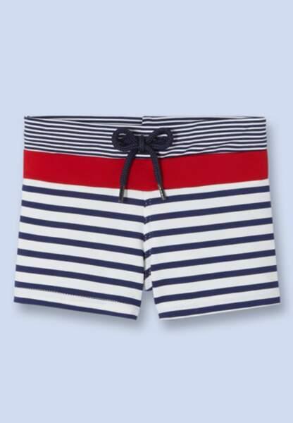 Jacadi, maillot de bain garçon du 6 au 36 mois, 12,50€