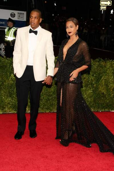 Le couple royal de la musique, Jay Z et Beyoncé