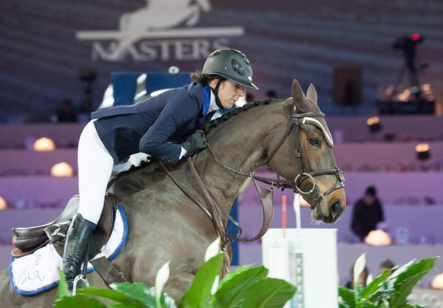 Louise, la fille de Jean Rochefort, est arrivée à la 32e place avec Tulipefanfan