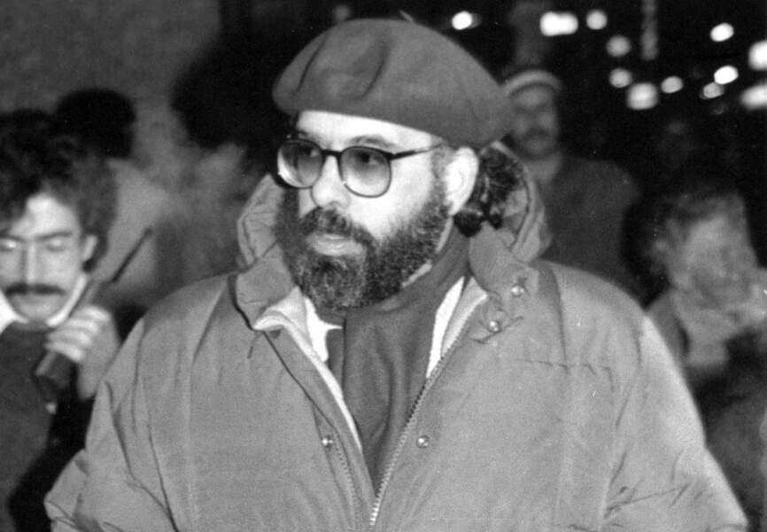 Francis Ford Coppola dans les rues de New York