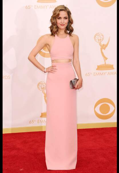 Rose Byrne en Calvin Klein Collection