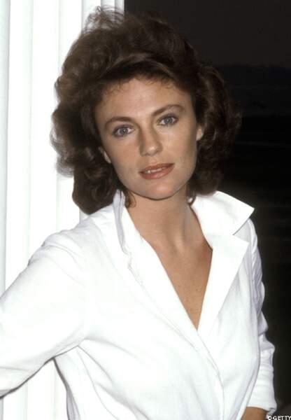 Jacqueline Bisset en 1977
