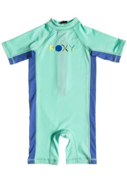 Roxy, combinaison anti-UV mixte du 2 au 7 ans, 24€