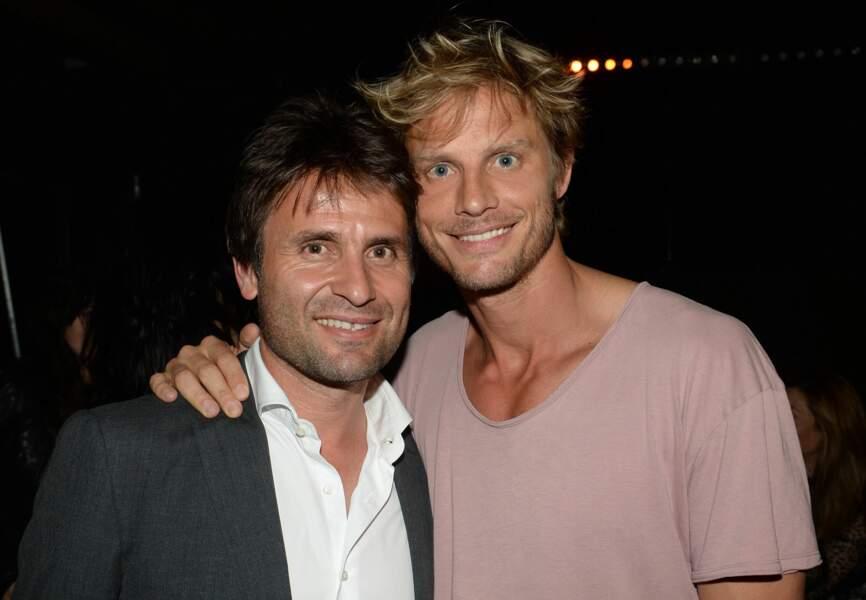 Fabrice Santoro et Arnaud Lemaire