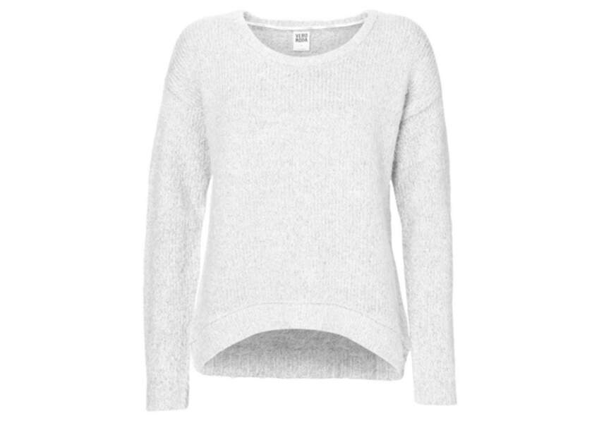 Vero Moda – Pull Blanc – 34,95€