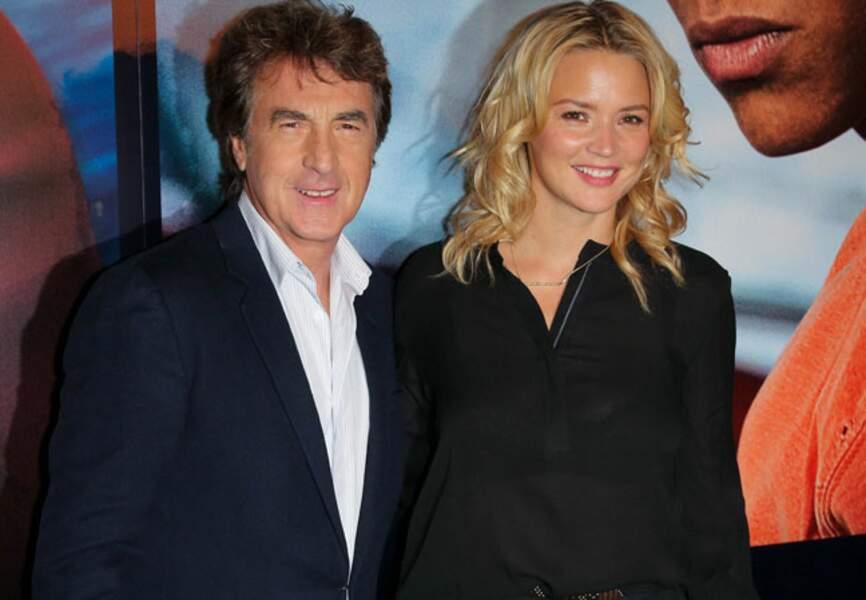 François Cluzet et Virginie Efira