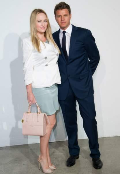 Le frère de Charlene de Monaco Gareth Wittstock et son amie Roysin Galvin