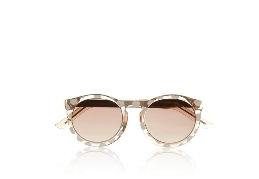 Le Specs, lunettes de soleil, 48€