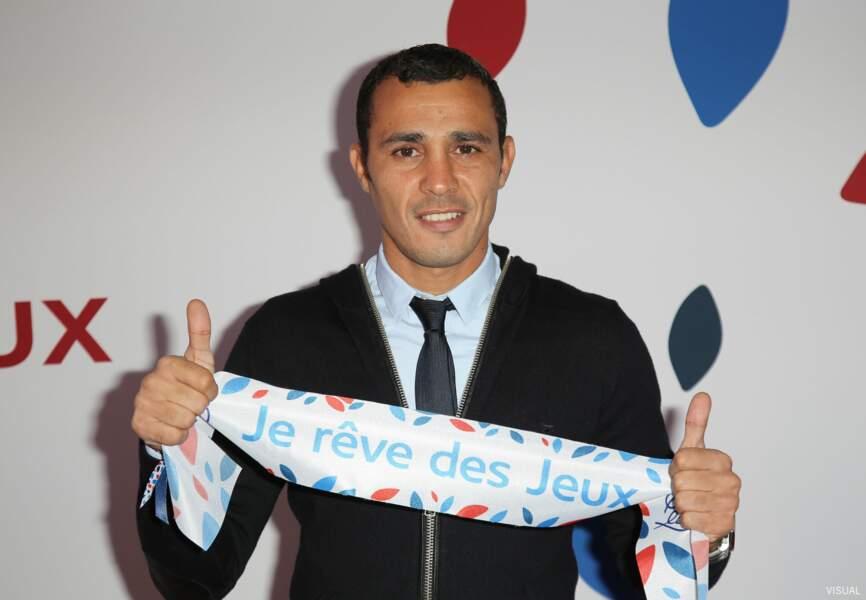 Les Jeux pour Paris, le nouveau combat de Brahim Asloum