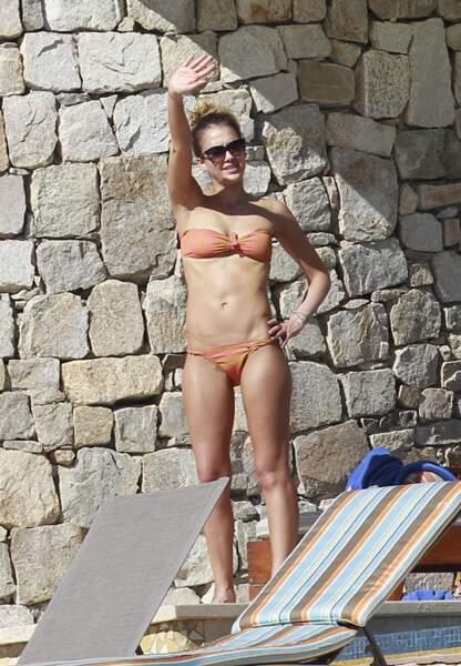 Jessica Alba à Cabo San Lucas