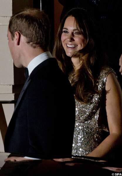 Le prince William très prévenant avec son épouse Kate