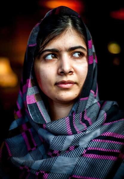 Malala Yousafzai, 16 ans, milite pour les droits des femmes pakistanaises