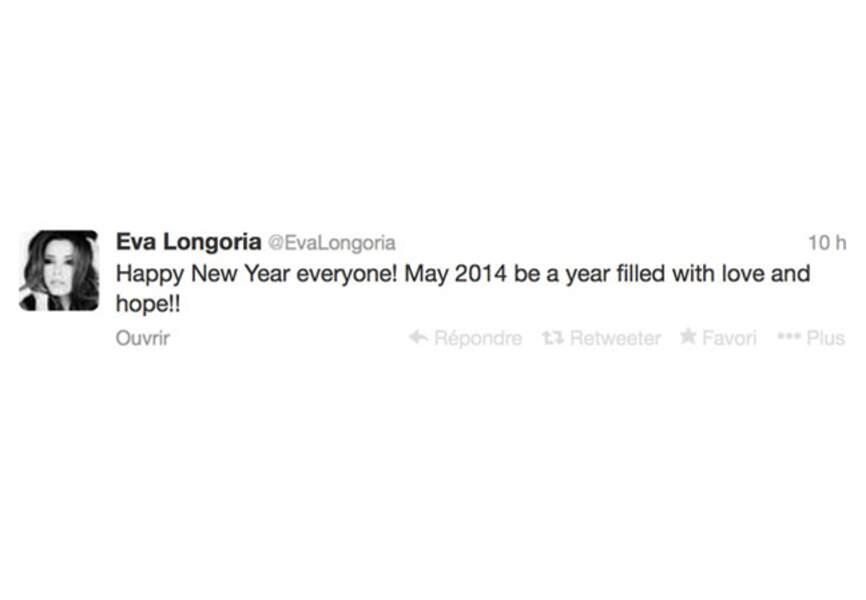 Eva Longoria, belle et efficace en 2014