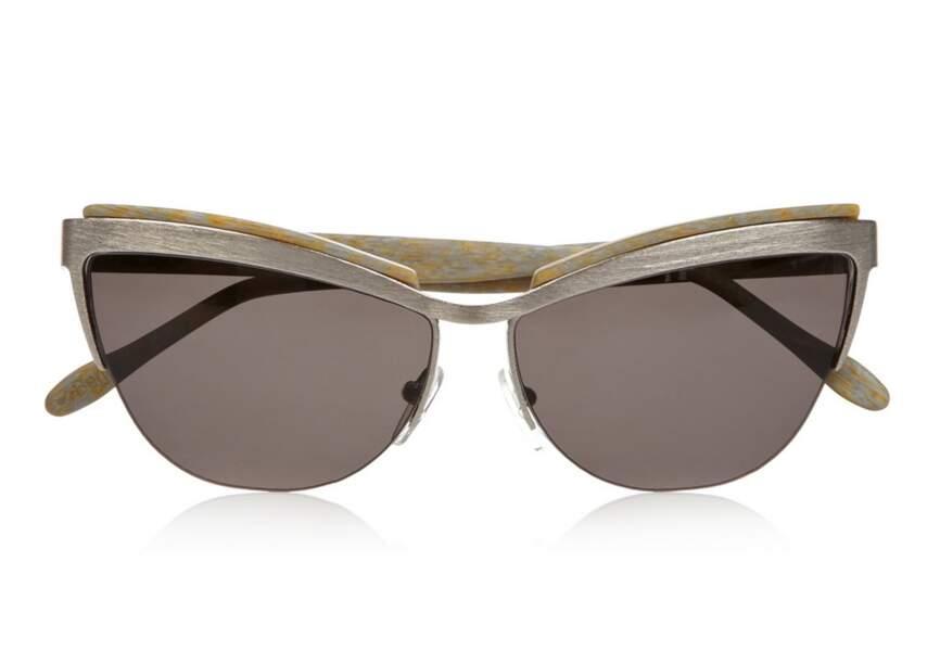 Prism, lunettes œil-de-chat, 350€