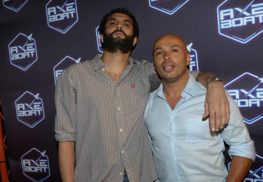 Ramzy Bédia et Eric Judor