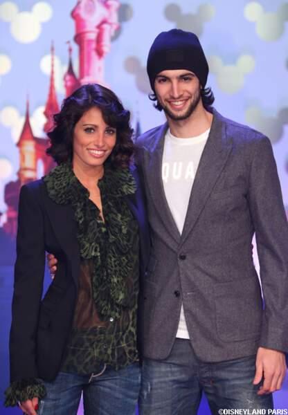 Javier Pastore et Chiara Picone