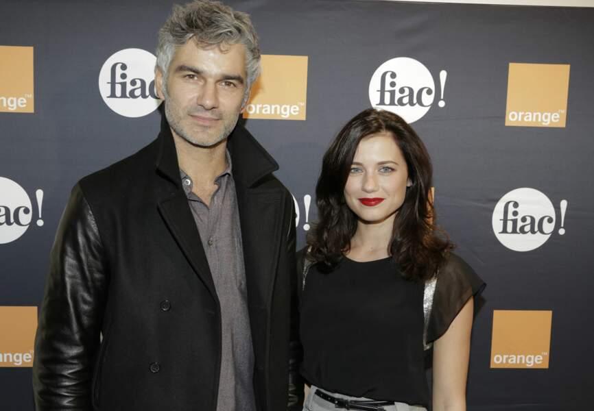 François Vincentelli et Alice Dufour