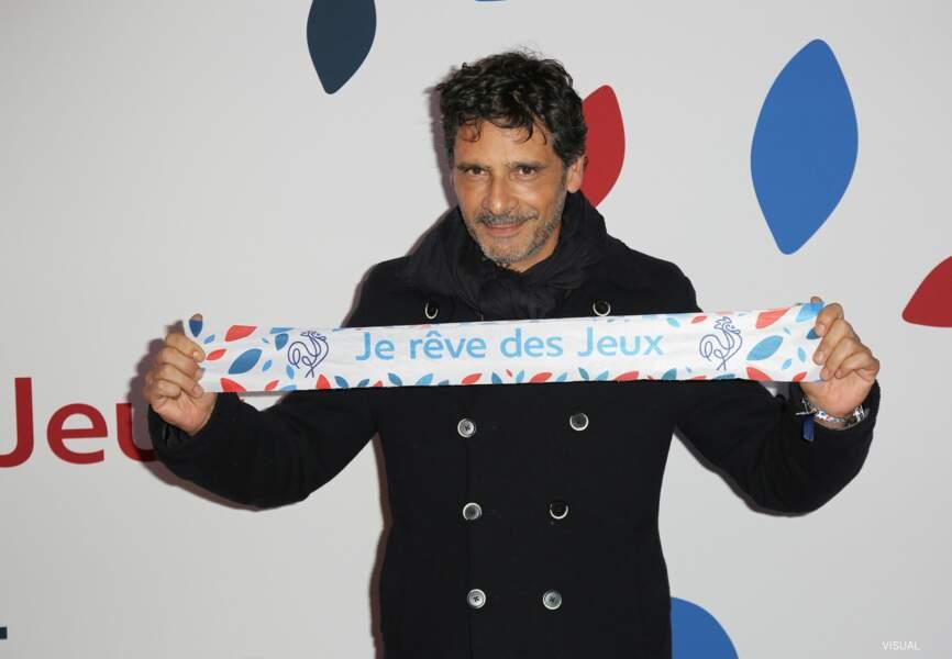 Pascal Elbé, à fond derrière la candidature parisienne