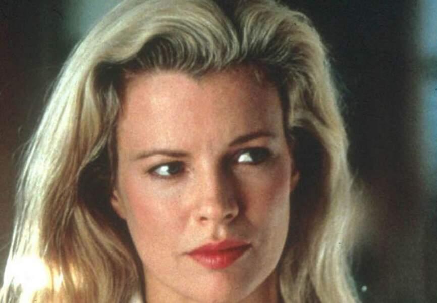 Kim Basinger, manipulatrice dans Sang chaud pour meutre de sang froid de Phil Joanou. (1992)