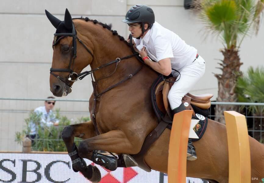 Guillaume Canet a tout donné pendant la compétition