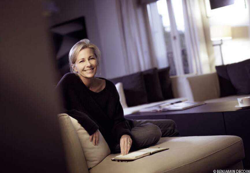 Claire Chazal, la beauté d'une femme forte