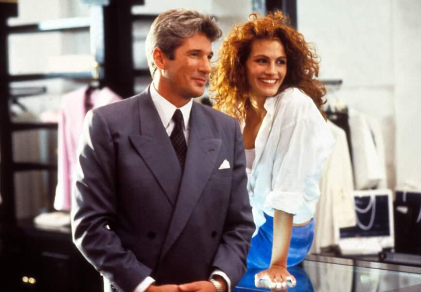 L'un de ses plus gros succès, Pretty Woman, avec Julia Roberts en 1990