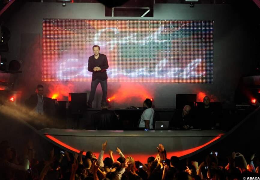 Gad Elmaleh de retour sur scène le 8 janvier avec son one man show Sans tambour