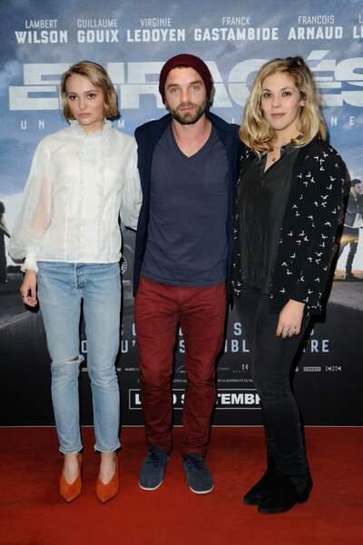 Le trio familiale