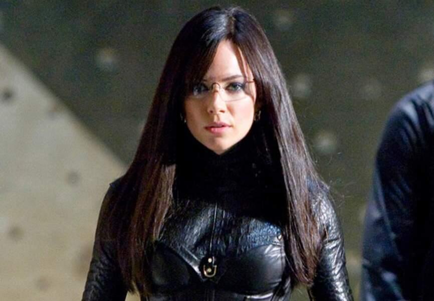 Sienna Miller dans G.I. Joe: The Rise of Cobra. (2009)