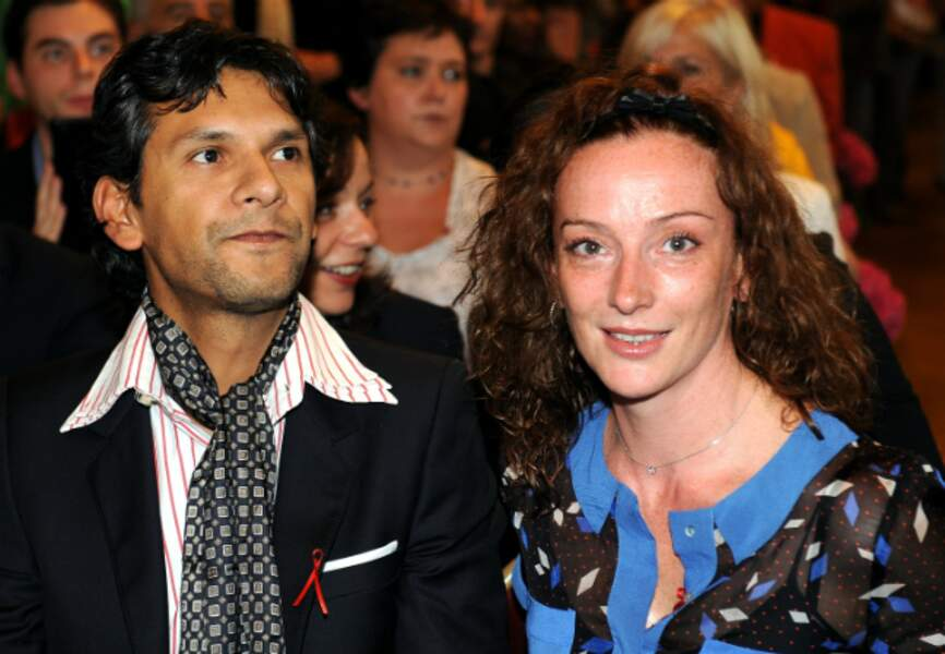 Florence Cassez et son mari Fausto