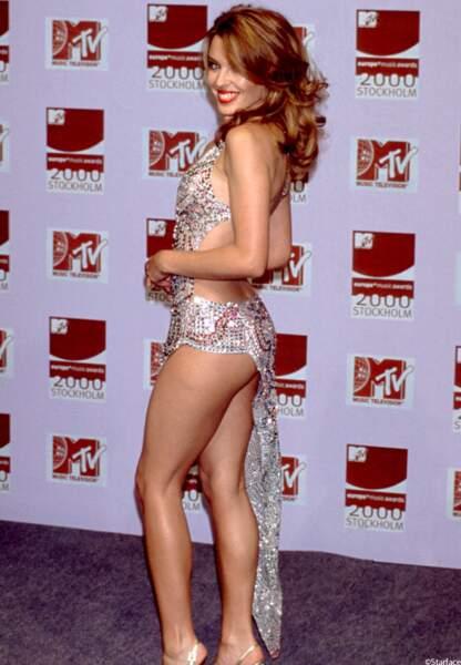 MTV Music Awards le 16 novembre 2000