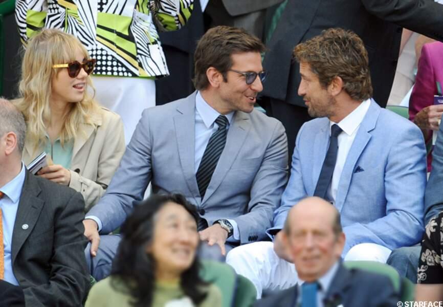 Suki Watherouse, Bradley Cooper et Gerard Butler