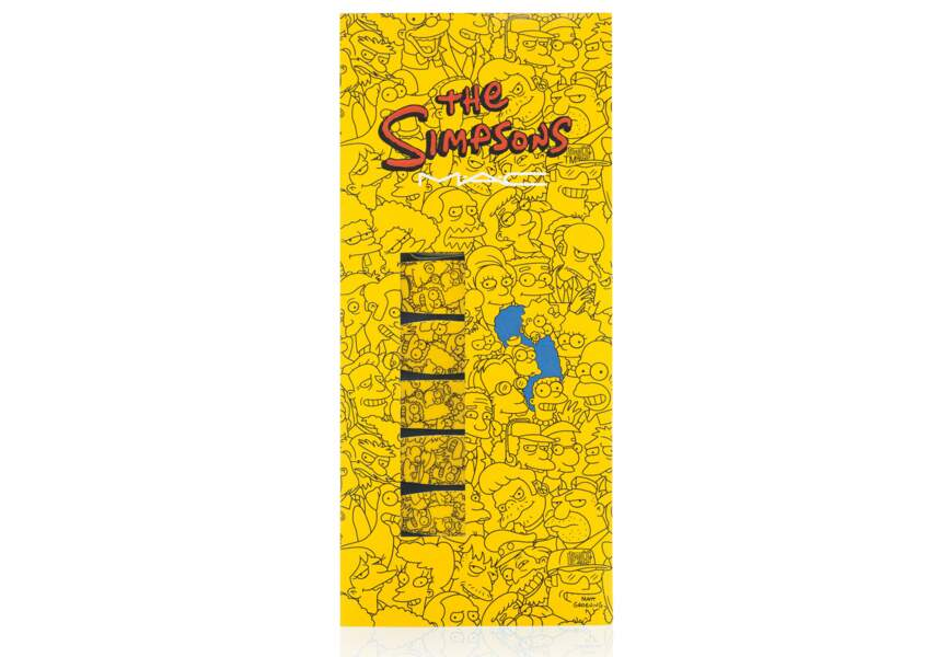 The Simpson's par M.A.C., Autocollants pour les ongles, 16€