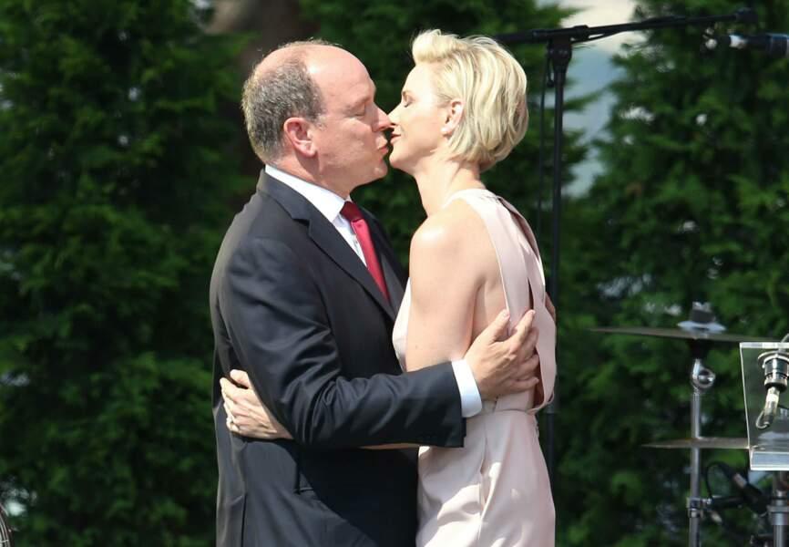 Le couple s'aime depuis 2007, et s'est marié en 2011