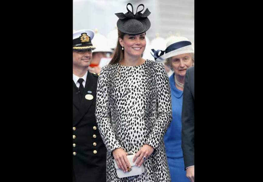 Nude comme Kate Middleton