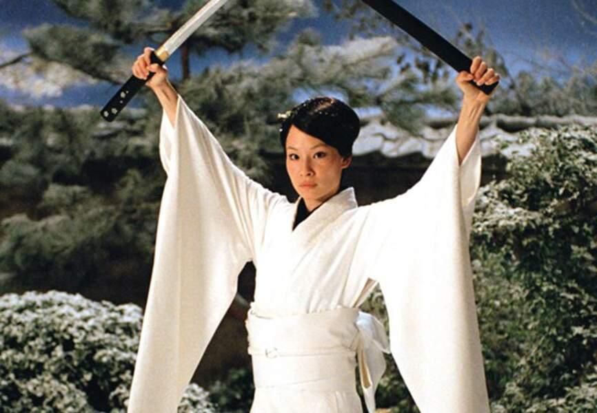 Qui décapite avec autant de grâce que Lucy Liu dans les volumes 1 et de 2 de Kill Bill ? Pas grand monde.