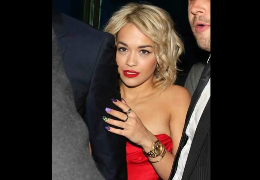 Violet comme Rita Ora