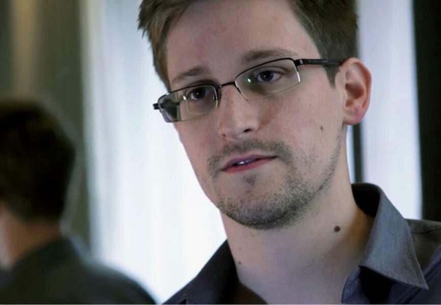 Edward Snowden, qui a révélé l'ampleur de l'espionnage de la NSA