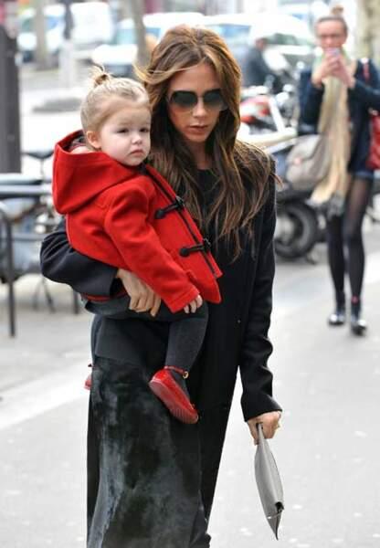 Petit chaperon rouge à Paris