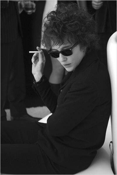 Cate Blanchett en Bob Dylan androgyne pour I'm not there