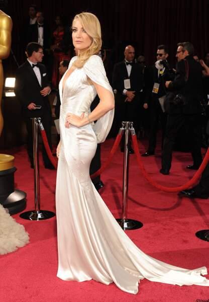 Kate Hudson, en Versace